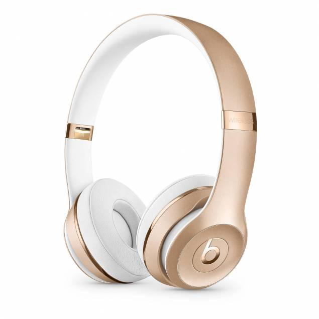 Apple Beats Solo3 Wireless on-ear-hovedtelefoner