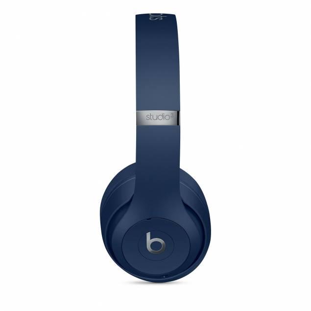 Image of   Apple Beats Studio3 Wireless over-ear-hovedtelefoner - Farve - Hvid