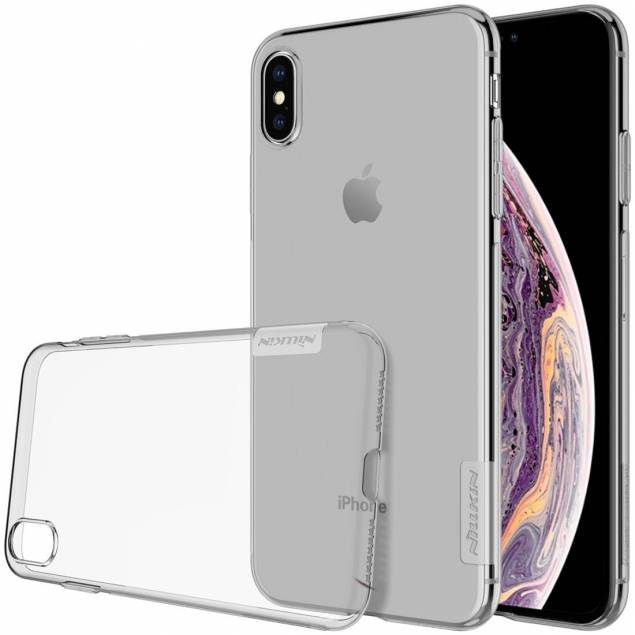 iPhone Xs/X/Xr/Xs Max silikone tyndt cover fra NILLKIN - iPhone - iPhone Xr