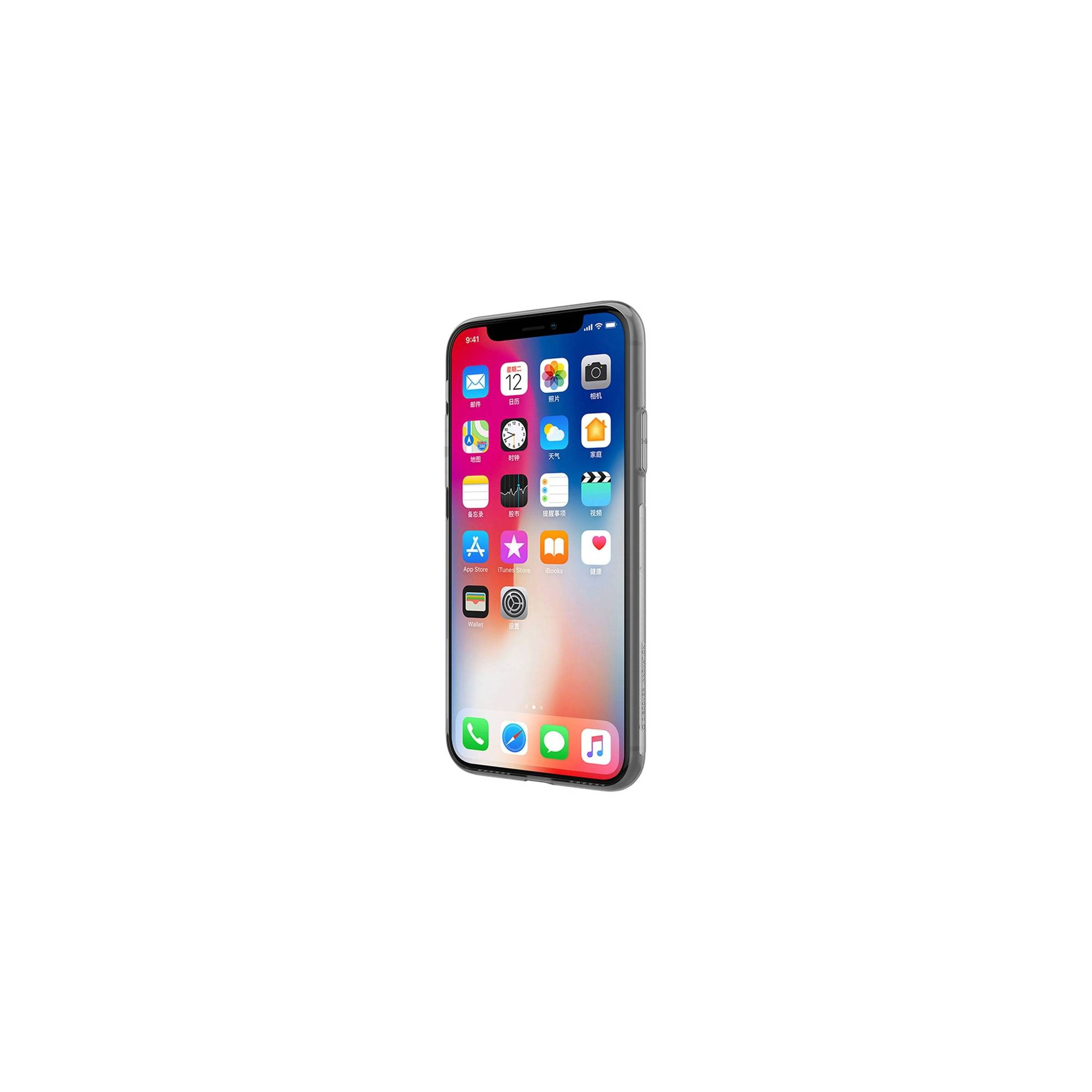 Iphone xs/x/xr/xs max silikone tyndt cover fra nillkin iphone iphone x (10) / xs fra nillkin fra mackabler.dk