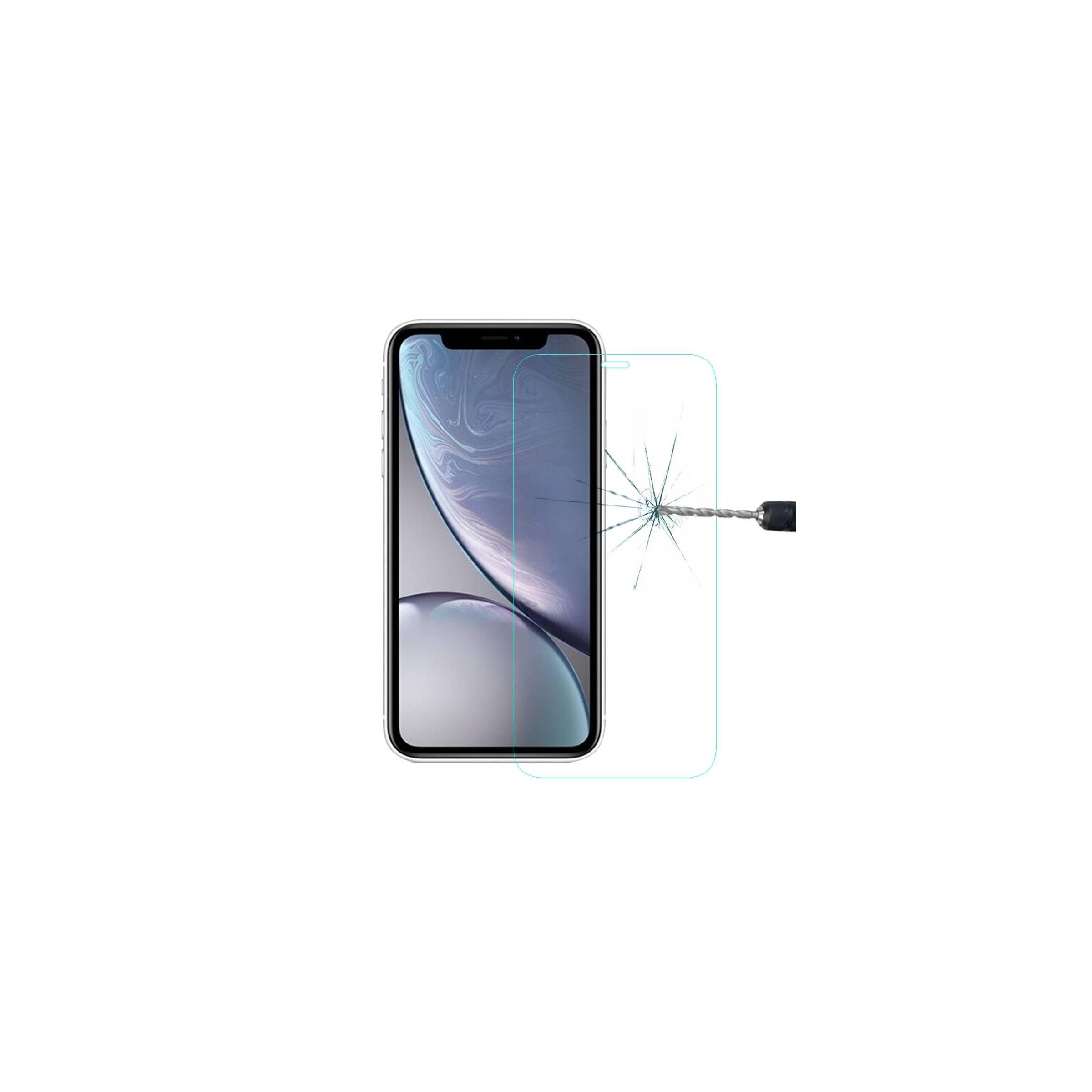 Beskyttelsesglas til iphone xr / 11 fra enkay på mackabler.dk