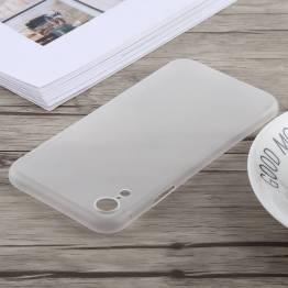 Image of   Ultra tyndt cover til iPhone Xr Farve Gennemsigtig
