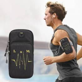 """Sports Løbearmbånd til iPhone op til 6,2"""" Universel"""
