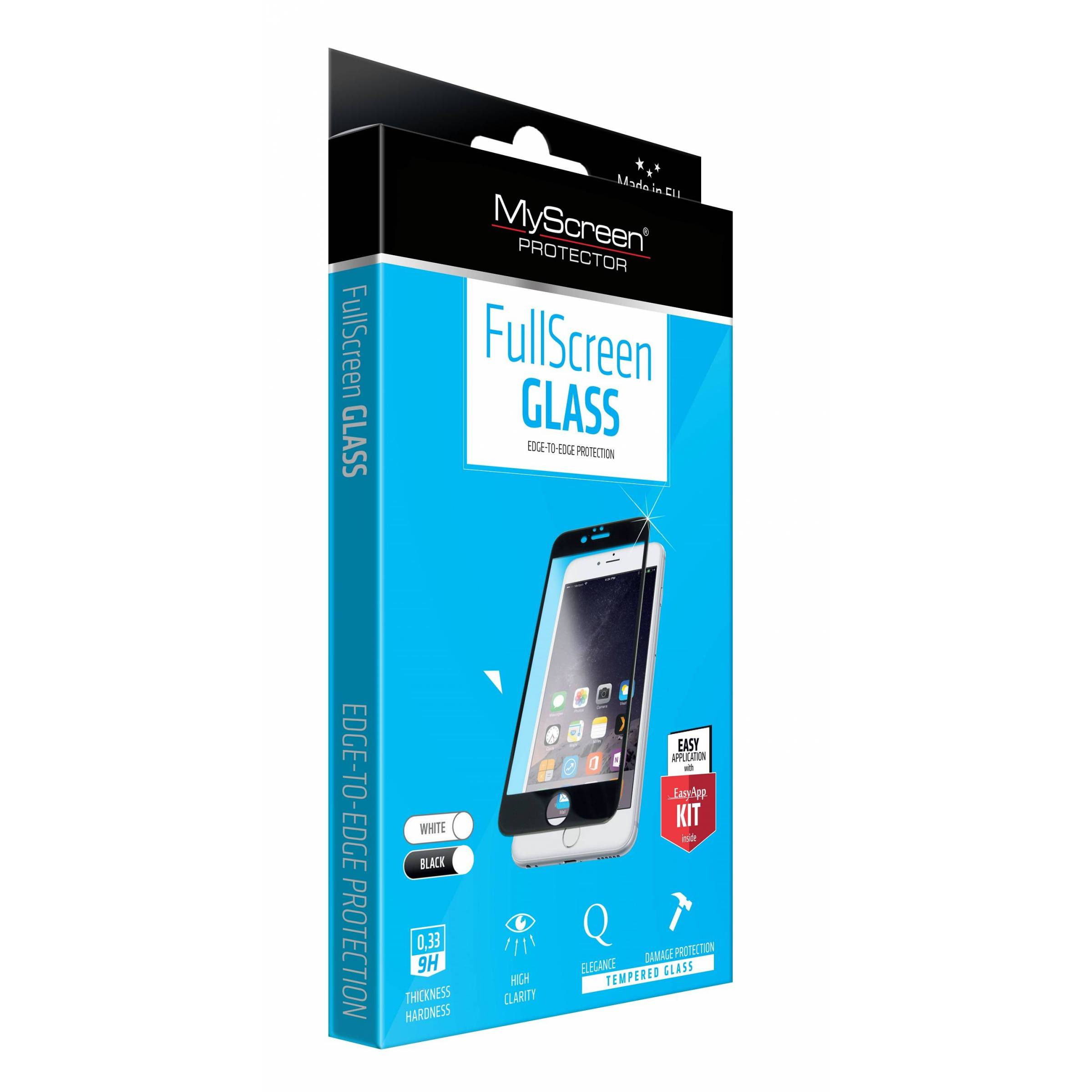 myscreen – Myscreen edge 3d iphone 7/8 sort beskyttelsesglas på mackabler.dk
