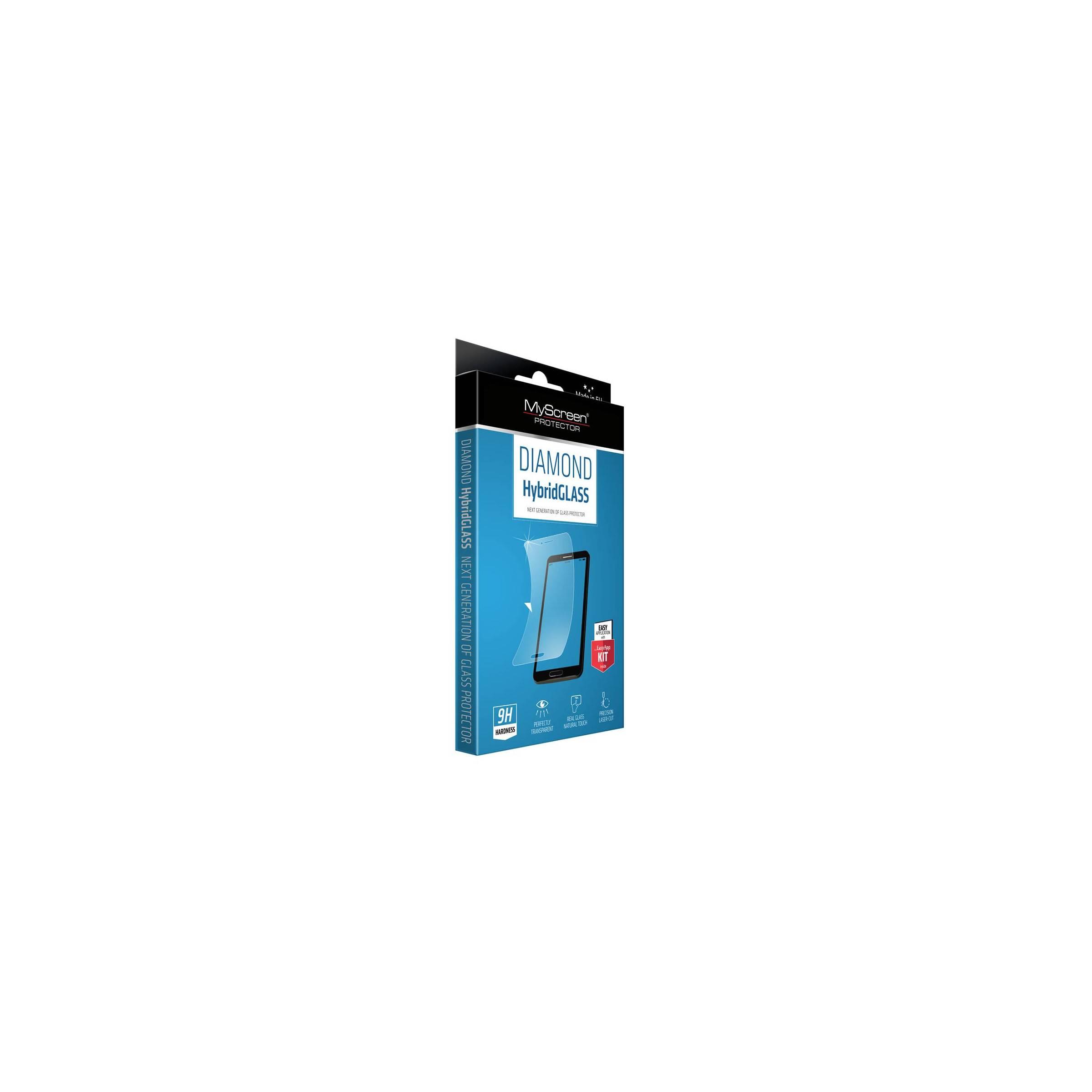 myscreen Myscreen hybrid iphone x/xs back beskyttelsesbagglas fra mackabler.dk
