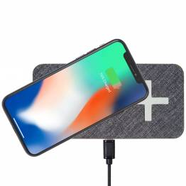 Xtorm trådløs dobbelt opladnings QI pad Magic
