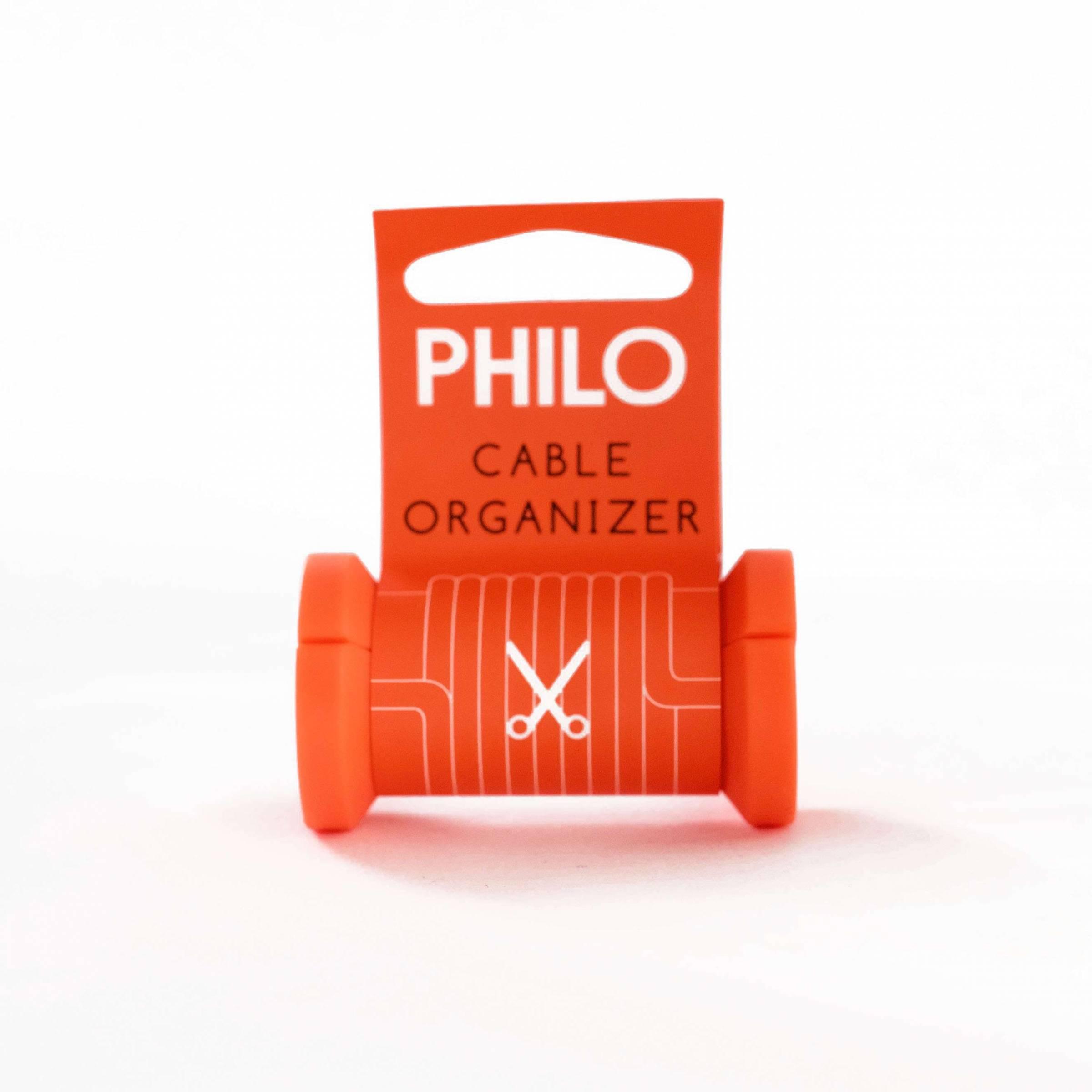 philo – Philo spool spole til kabler farve pink på mackabler.dk