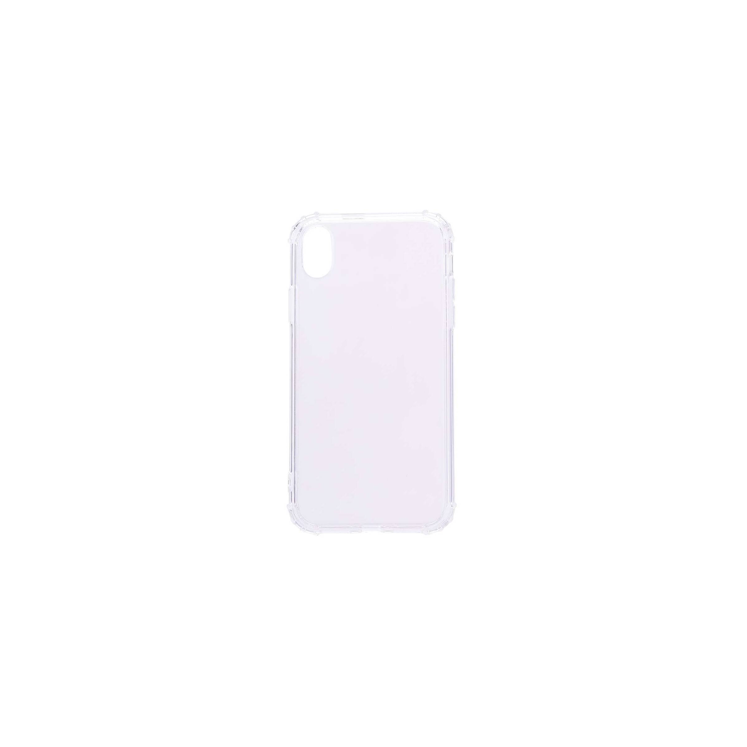 Iphone xs max tyndt silikone cover med stødpuder iphone iphone xs max fra kina oem fra mackabler.dk
