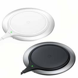 Baseus Trådløs oplader plade i Zinc alloy til iPhone 7,5W Sort/Hvid