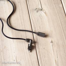 Lightning/microUSB USB kabel
