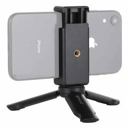 Stabil tripod med iPhone holder