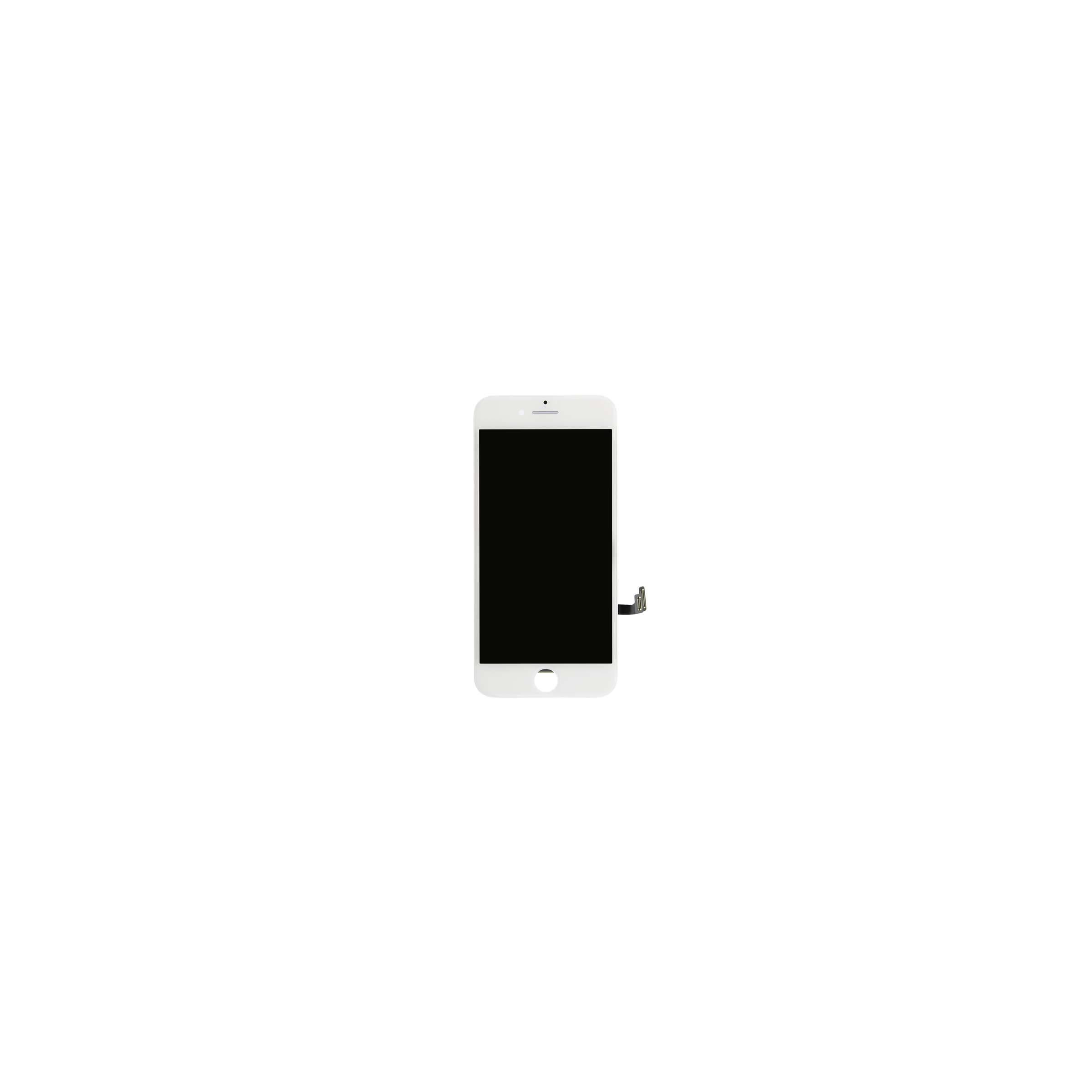 sinox – Iphone 8 skærm i høj kvalitet farve hvid fra mackabler.dk