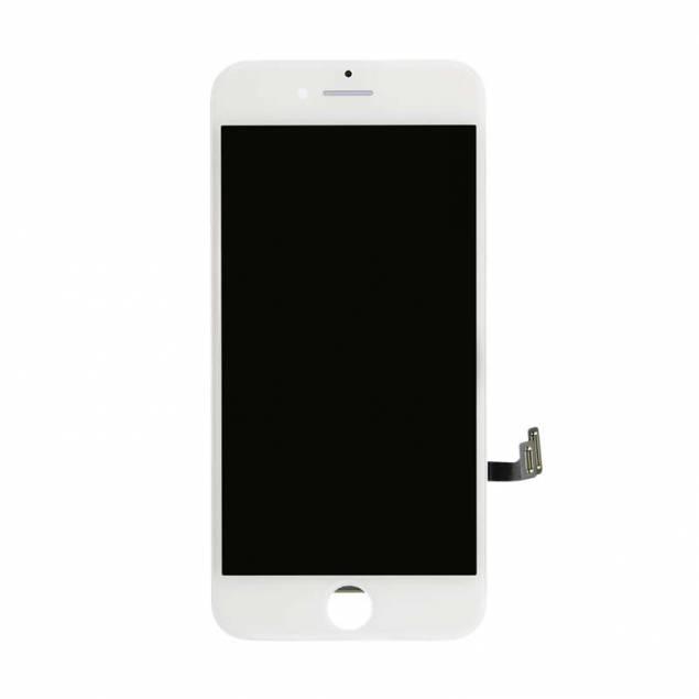 iPhone 8 plus Skærm i høj kvalitet - Farve - Hvid