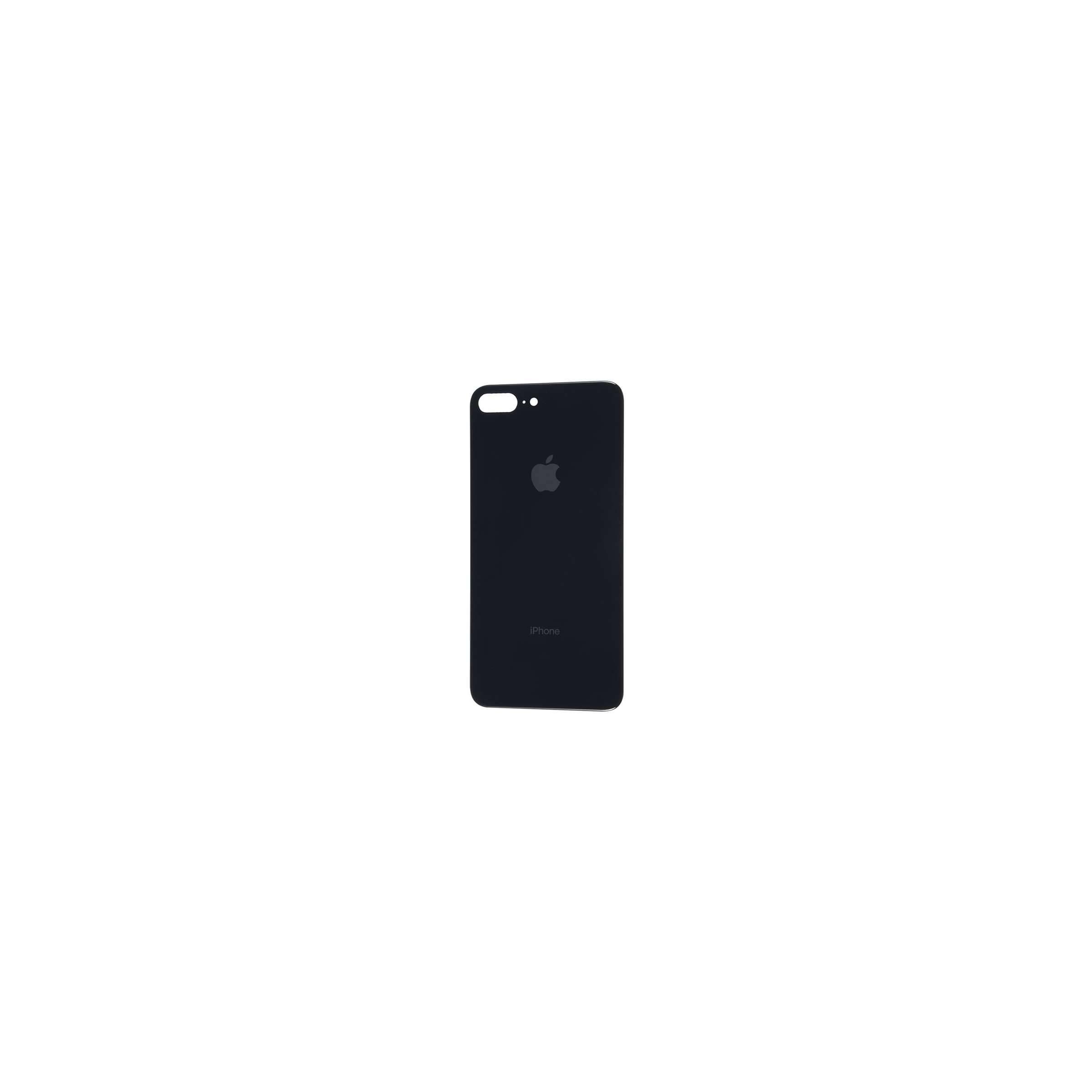sinox – Iphone 8 plus bagglas i høj kvalitet farve sort på mackabler.dk