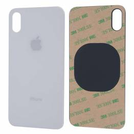 iPhone X bagglas i høj kvalitet