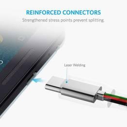 Anker Powerline+ USB-C til USB 3.0 SpaceGray 1,8m