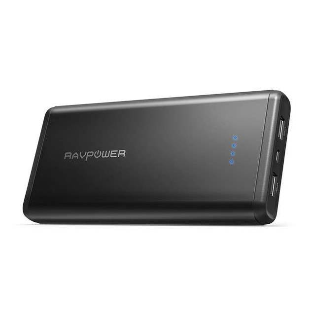 RAVPower Xtreme 20.000mAh PowerBank til iPhone og iPad