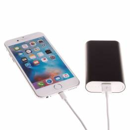 Image of   GreyLime Power Tough 5200mAh Powerbank til iPhone Farve Sort