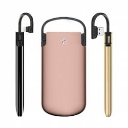 Image of   Zikko PowerBag 6000mAh iPhone & iPad MFI powerbank Farve Rosegold