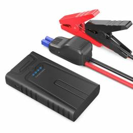 RAVPower 10.000mAh Powerbank med 400A Car jump starter i sort