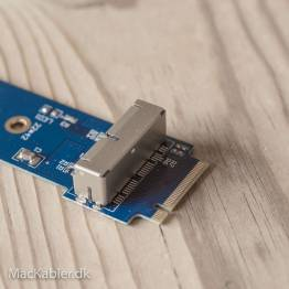 NGFF M.2 PCIe SSD Kort M.2 adapter til Macbook 2012-2015
