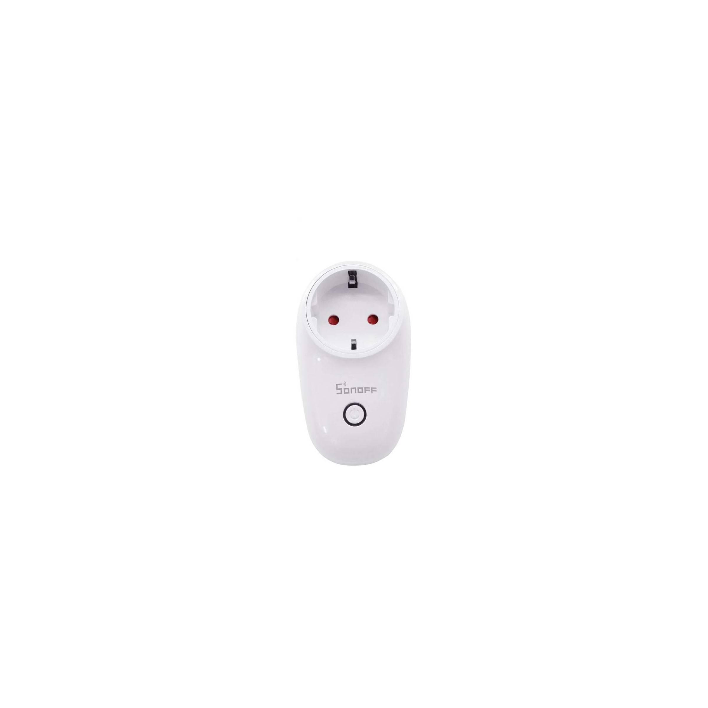 kina oem Sonoff s26 wifi smart stikkontakt (understøtter ios, google home, ifttt & amazon alexa) fra mackabler.dk