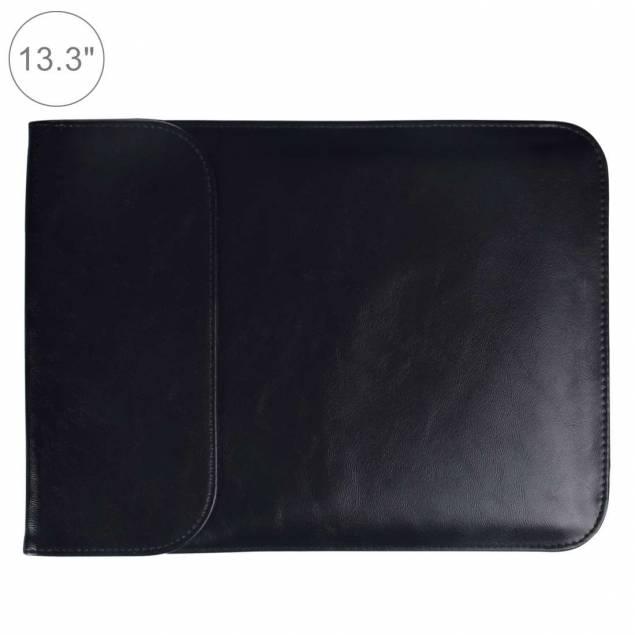 """luksus sleeve 13,3"""" Ultra tyndt I kunstlæder til MacBook Pro 2016+"""