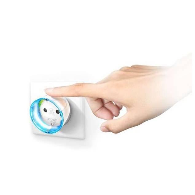 Fibaro Wall Plug Smartplug med Homekit