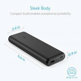 Anker PowerCore Speed 20.000mAh Powerbank m. 30W USB-C PD
