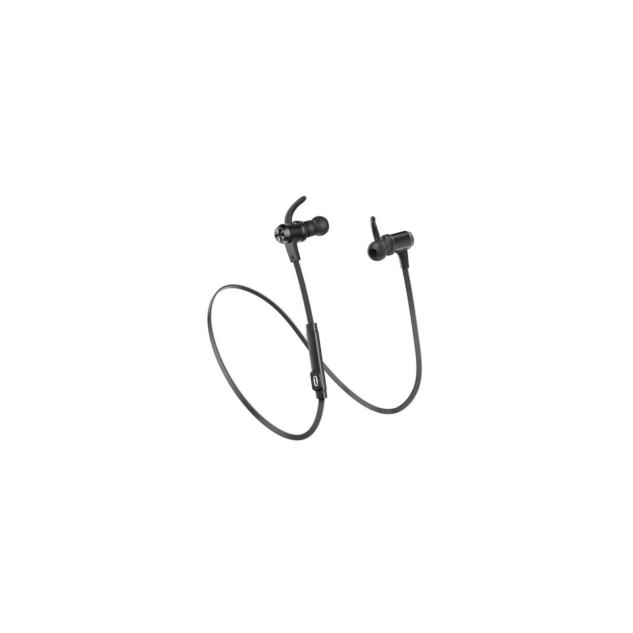 taotronics Taotronics bluetooth 5.0 headphones sweatproof trådløs earbuds sports på mackabler.dk