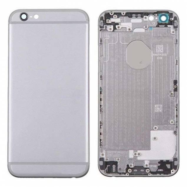 iPhone 6 plus Housing Spacegray/Gold/Silver - Farve - Guld - iPhone 6 plus Housing Spacegray/Gold/Silver giver reparations udstyr til iPhone der gør det muligt at skifte housing på ens iPhone hvis det skulle være gået i stykker. Lavet af Selek som er specialister i det tekniske, så er dette reparations udstyr til i
