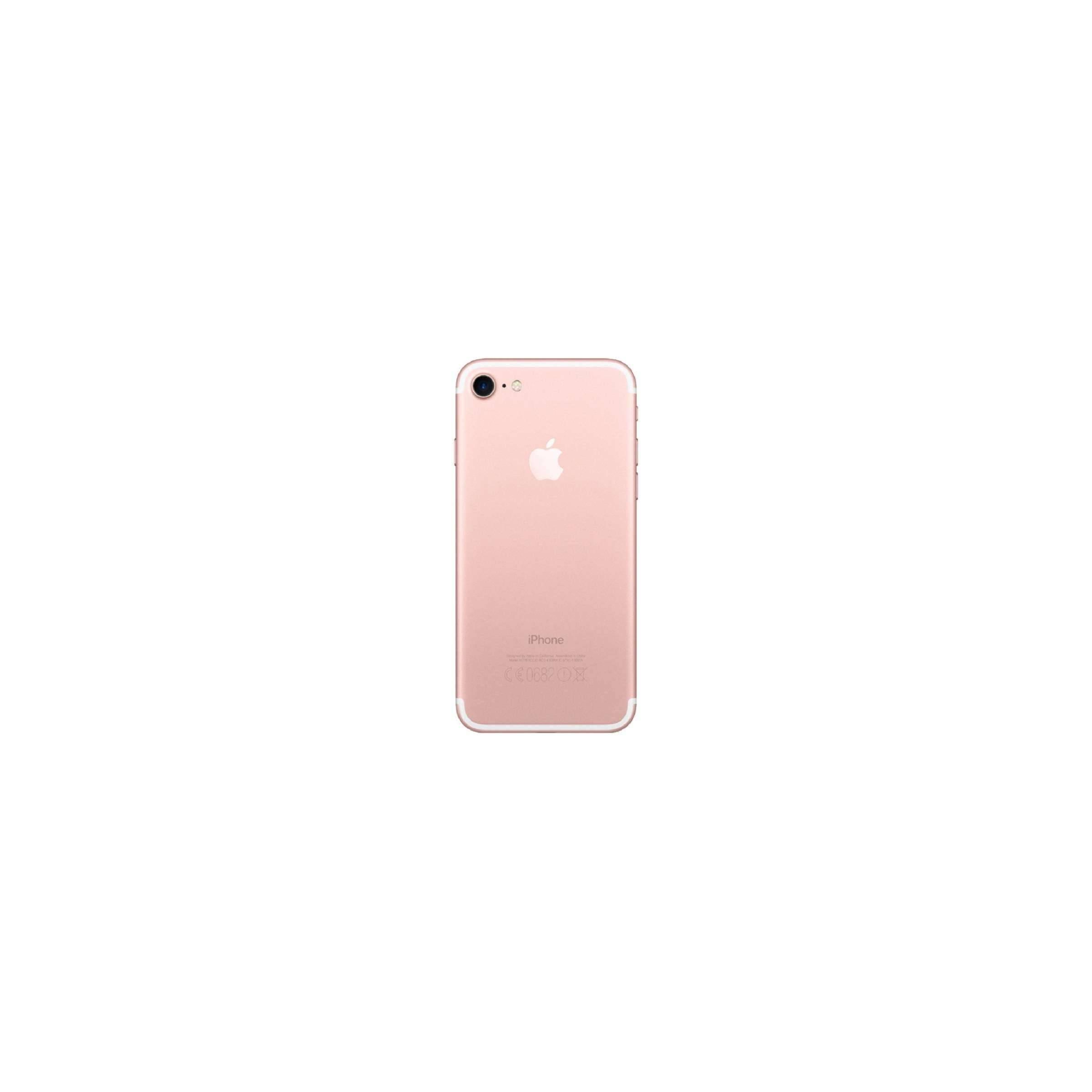 sinox Iphone 7 housing farve rosegold fra mackabler.dk