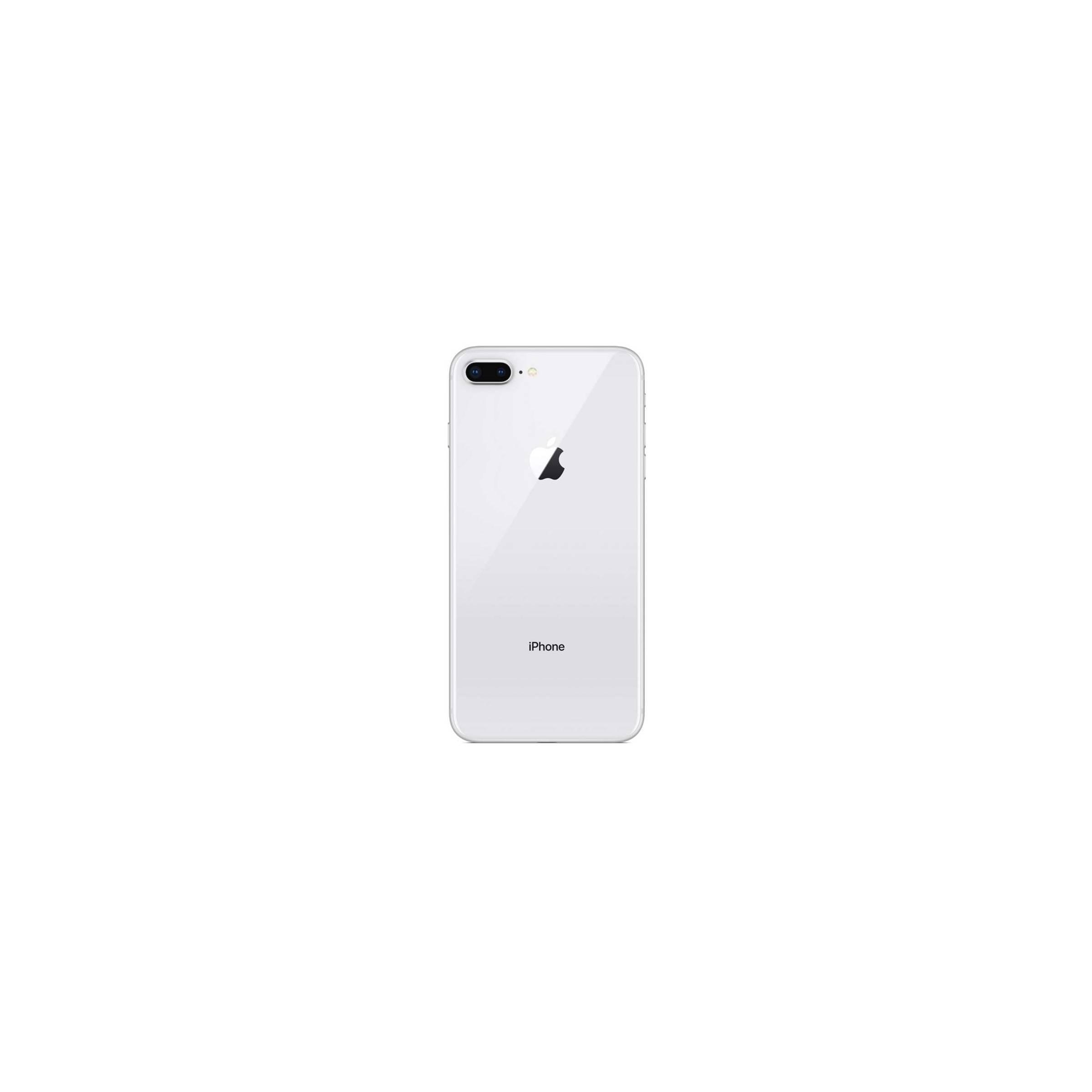sinox – Iphone 8 plus housing farve sølv farve på mackabler.dk