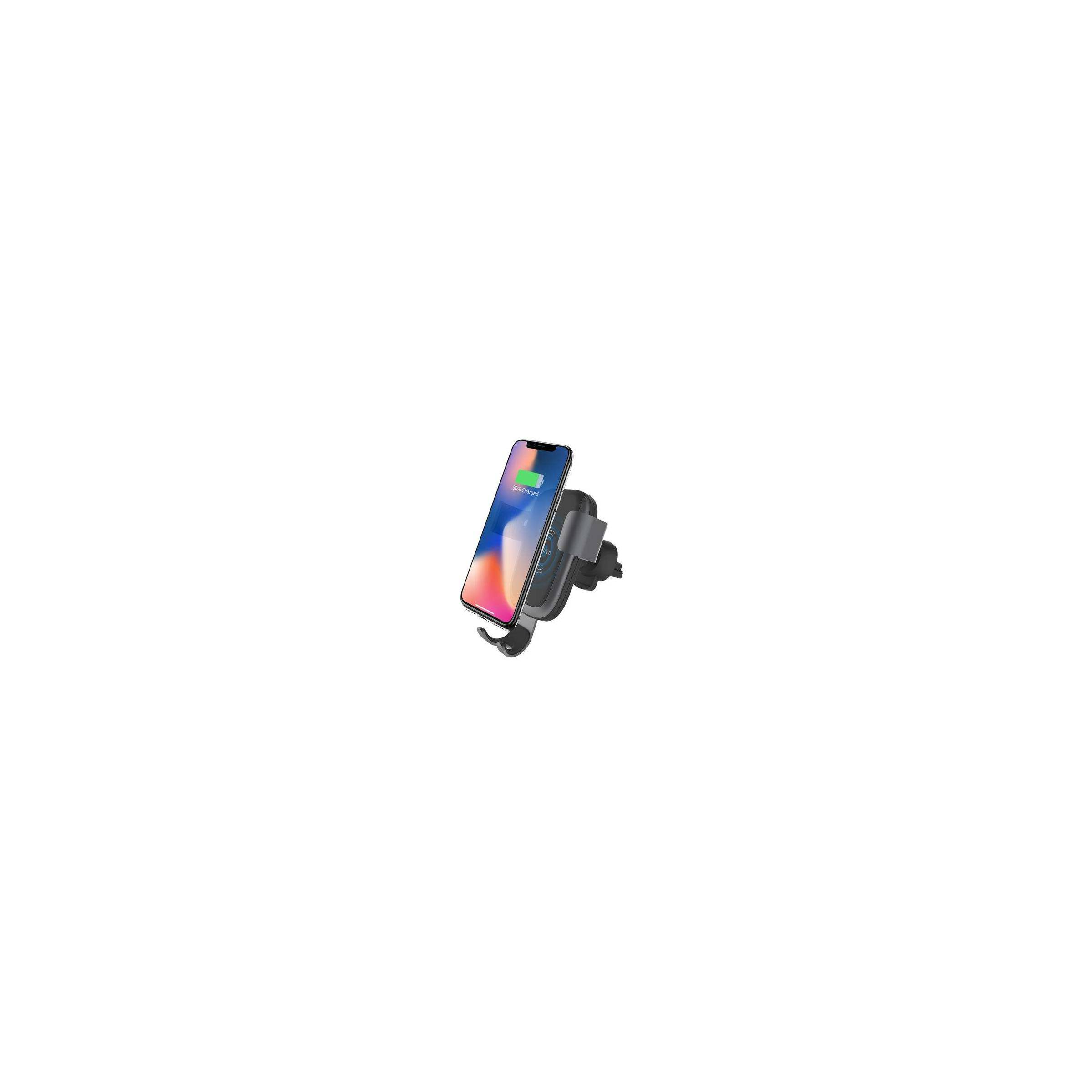 zikko Zikko gravity trådløs mobilholder til bil på mackabler.dk