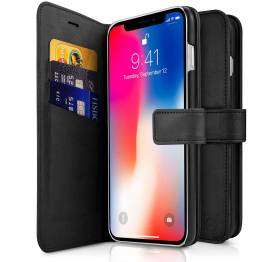 ITskins pung cover til iPhone XS Max aftagelig magnet iPhone cover