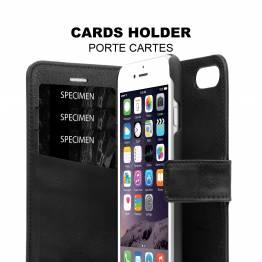 ITskins pung cover til iPhone 6 plus aftagelig magnet iPhone cover
