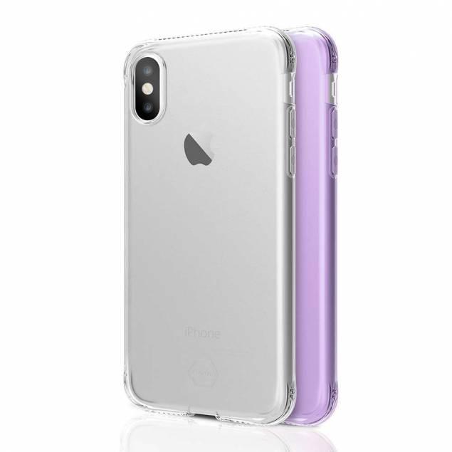 ITSKINS slim silikone Protect Gel iPhone X/Xs cover dobbelt 2x pakke