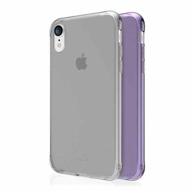 ITSKINS slim silikone Protect Gel iPhone Xr cover dobbelt 2x pakke