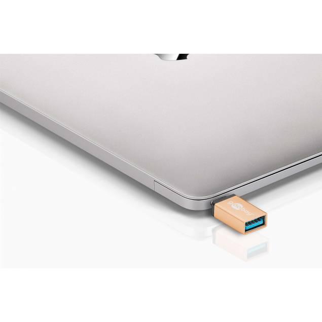 USB-C 3.1 til USB 3.0 hun