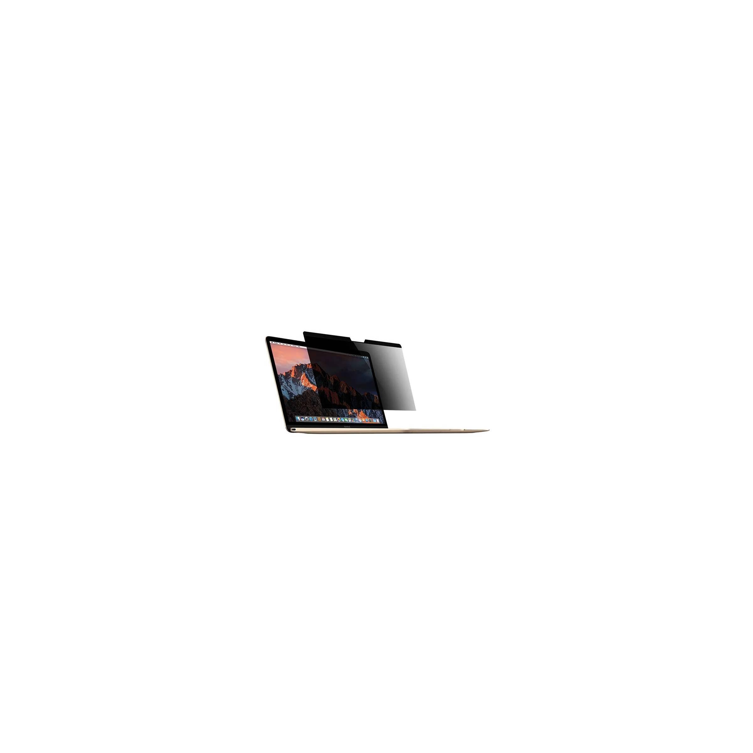 """Privacy filter glas til macbook 12"""" 2015 og frem fra xtrememac fra xtrememac fra mackabler.dk"""