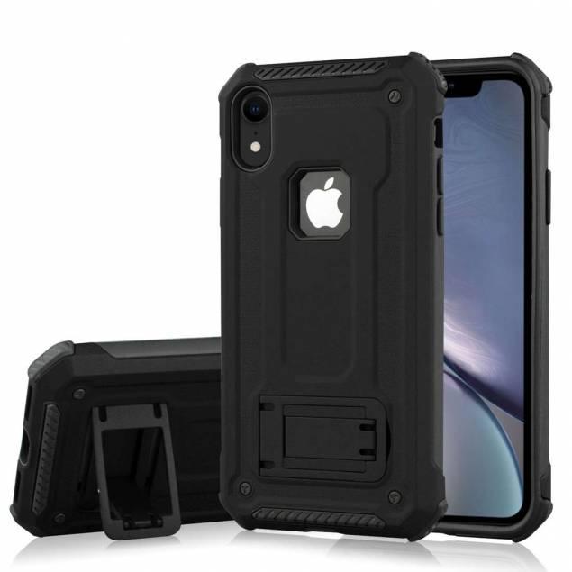 Stilrent håndværkercover til iPhone Xr