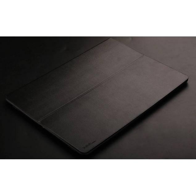 """Xlevel FIB iPad cover iPad Pro 12,9"""" 2018 - Xlevel FIB case til iPad pro 12""""fremstillet i PU læder og TPU. Den transparente bagside i blødt TPU materiale tilpasser sig perfekt din iPadpro 12""""og er samtidig let at montere og afmontere. Frontens klap i PU læder kan transformeres til en stand, så m"""