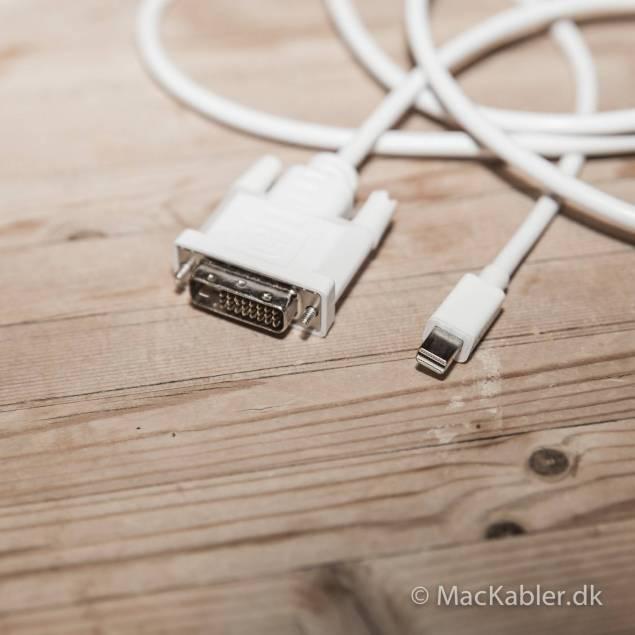 Image of   Mini displayport til DVI kabel 1,8m