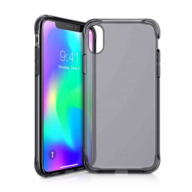 ITSKINS Nano Gel Cover iPhone XR 6