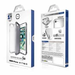ITSKINS Gel Cover iPhone 6/6S/7/8 pakke med 2stk