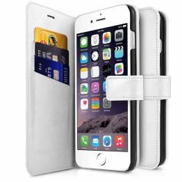 ITSKINS Book omslag til iPhone 6/6S/7/8 Hvid