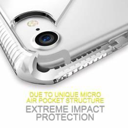 ITSKINS Supreme Gel Cover til iPhone 6/6S/7/8 Transparent