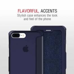 Spectrum Folio (Spectra) iPhone 7 PLUS COVER fra ITSKINS