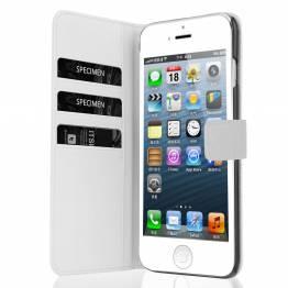 ITSKINS Book omslag til iPhone 5/5S. Hvid
