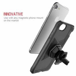 ITSKINS Gel Cover med magnet og holder til iPhone 6/7/8 Plus
